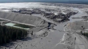 Mount Polley mine spill 78% larger than 1st estimates Imperial Metals now estimates the spill included 25 million cubic metres of water and waste